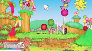 Candy Land Adventure Full Playthrough