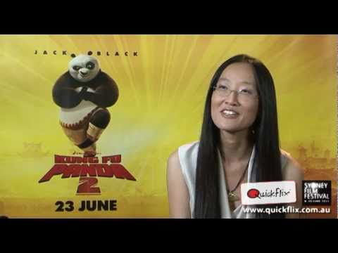 Interview - Lucy Liu and Jennifer Yuh Nelson (Kung Fu Panda 2) Mp3
