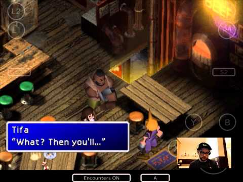 Final Fantasy VII for iOS Stream Part 1
