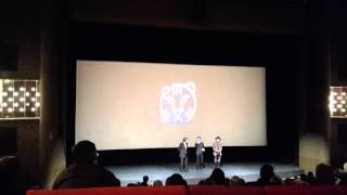Interview with director Kudo Kankuro (宮藤官九郎) after the world p...