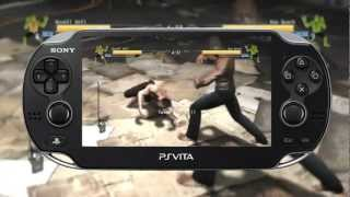 Supremacy MMA: Unrestricted PlayStation VITA Black Taoist (Novell Bell) Intro Video