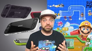 More POWERFUL Switch Coming SOON? + Mario Maker 2 is SAVED!