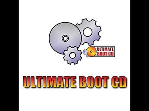 Tools for the IT Pro - Ultimate Boot CD