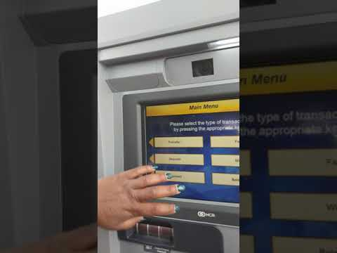 can i deposit money order into atm bank of america