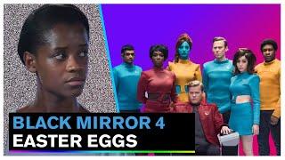 BLACK MIRROR | O que você NÃO notou - 4ª temporada (Curiosidades e Easter Eggs)