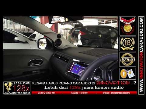 Paket audio mobil Hrv | 1 hari pengerjaan | Innovation car audio Jakarta