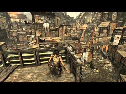 Tomb Raider - Shanty Town