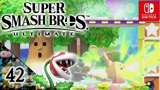 Super Smash Bros Ultimate Let's Play ★ 42 ★ Kampf auf dem Zug ★ Deutsch