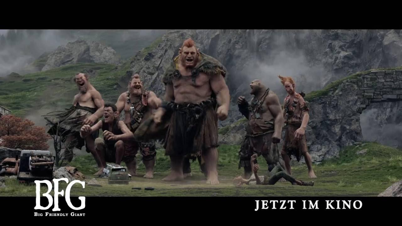 Bfg – Big Friendly Giant