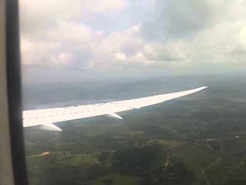 The World Shortest International Flight KINSHASA BRAZZAVILLE