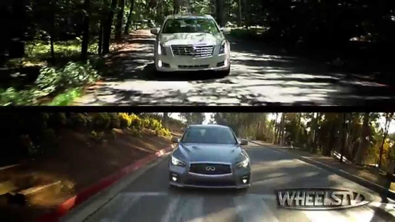 Nempa 2017 Cadillac Xts Awd Infiniti Q50 Best Premium All Weather Sedan Wagon Tie