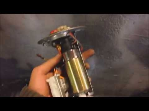 Замена бензонасоса на форд мондео от ваз 2110 #Ремонт Своими Руками