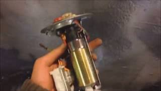 Заміна бензонасоса на форд мондео від ваз 2110 #Ремонт Своїми Руками