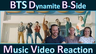 BTS | Dynamite | B-Side | Reaction