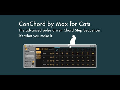 Max for Cats MIDI Effects Bundle 1   Sonic Bloom