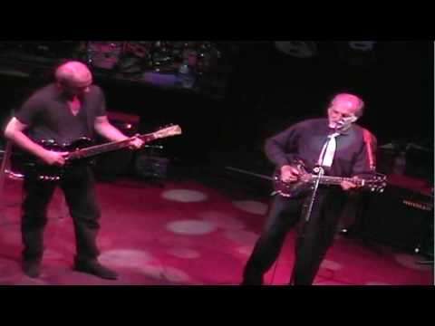 Mark Knopfler & Friends  Cant be satisfied London 02