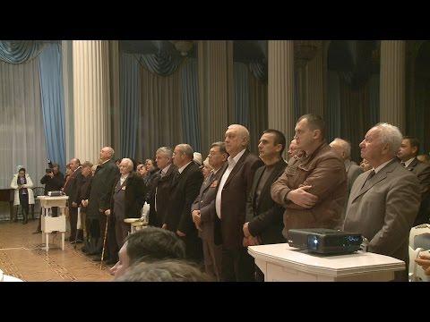 Ветераны МВД отметили профессиональный праздник – День милиции
