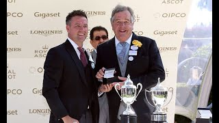 Breaking News -  Stoute recruits Doyle and Buick as he seeks King George record
