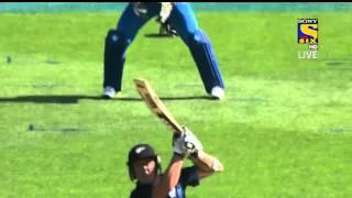 India vs New zealand   3rd ODI Eden Park   Full Highlights   Thrilling End   25 jan 2014