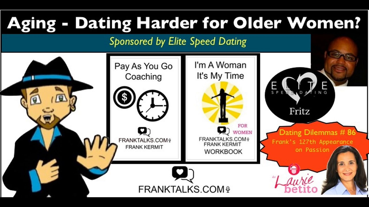Dating gets harder as you get older
