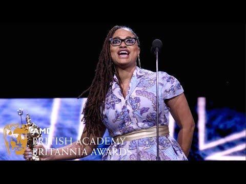 Ava DuVernay acceptance speech at the Britannia Awards