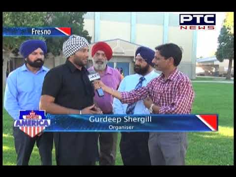 Bhangra Gidha Competition Held in Fresno
