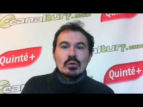 emission video des courses turf pmu du Vendredi 8 décembre 2017
