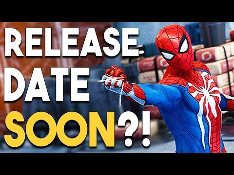 Download Youtube: SPIDERMAN PS4 Release Date SOON?! And SPYRO TRILOGY PS4 LEAKED?!
