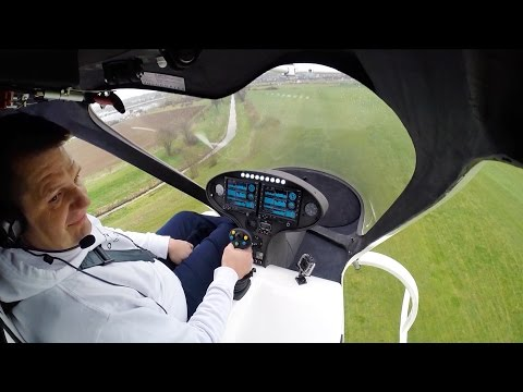 Dawn of a revolution in urban mobility - first manned flight with the Volocopter VC200