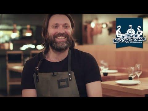 Michelin star chef Niklas Ekstedt on his Stockholm open fire inspired restaurant