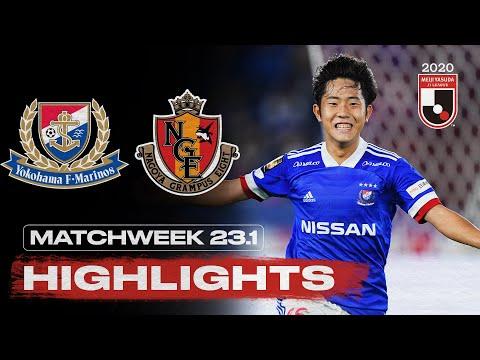 Yokohama M. Nagoya Goals And Highlights