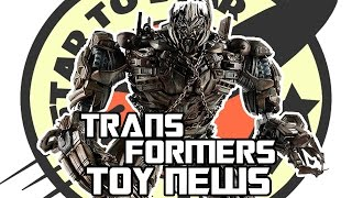 Transformers Toy News Recap - 09/02/2015