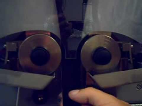 Maquina fabricacion cinturones curvos 991pa youtube - Maquinas para pintar ...