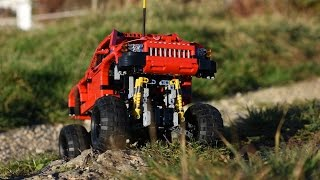 LEGO Technic fast RC Pickup Monster Truck
