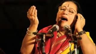 Parveen Sultana khamaj rasiya mohe bulaye narayanrao indorkar