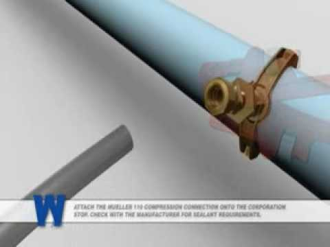 Preview of Lesson 30: 110® COMPRESSION CONNECTION FITTING INSTALLATION (Animation)