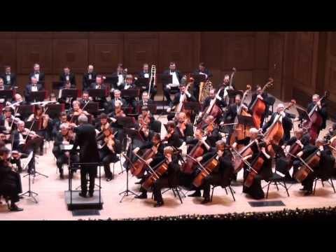 Tchaikovsky Romeo & Juliet, Francesca da Rimini. Novosibirsk Philharmonic