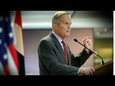 Todd Akin 'Legitimate Rape' Comments Spark GOP Outcry to Quit Senate Race