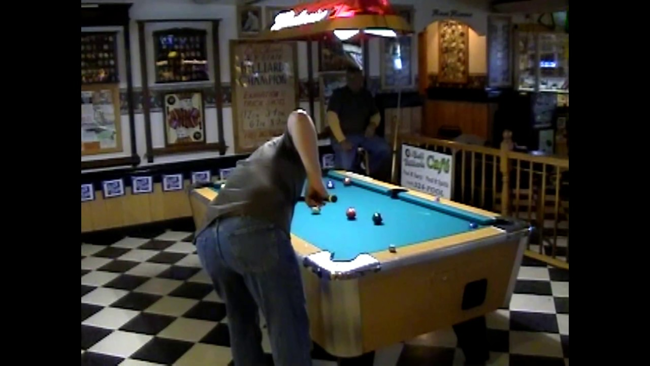 8-Ball Billiards Pool Tourney part two  3-28-10