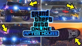"""GTA 5 ONLINE """"AFTER HOURS"""" DLC - NEW CARS & VEHICLES, NEW GARAGE/PROPERTY & MORE! (GTA 5 Nightclubs)"""