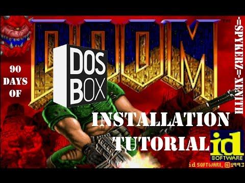 Doom 1 Dosbox Install Tutorial
