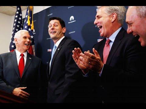 Republican Tax Scam Explained