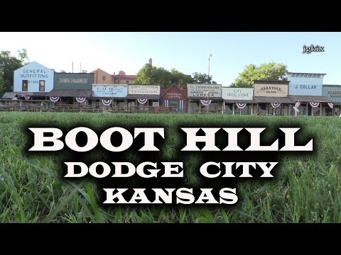 Boot Hill Dodge City Kansas
