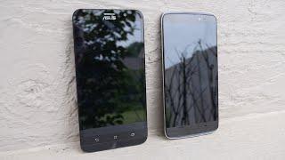 Alcatel OneTouch Idol 3 vs. ASUS Zenfone 2   Pocketnow