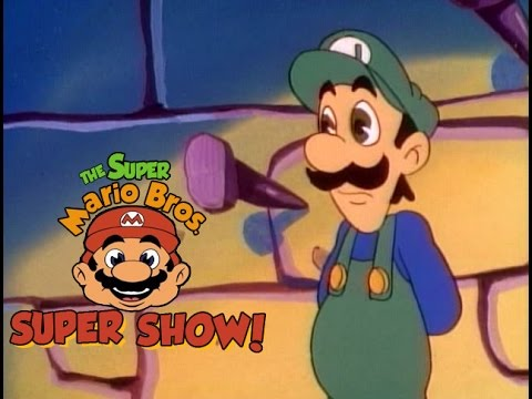 Super Mario Brothers Super Show 146 - PLUMBER'S ACADEMY