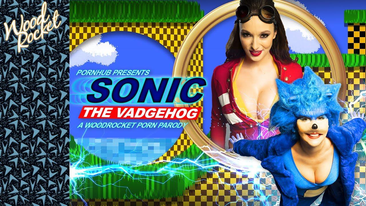 Sonic Porn Parody Sonic The Vadgehog Trailer Youtube