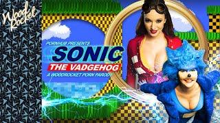 "Sonic Porn Parody: ""Sonic the Vadgehog"" (Trailer)"