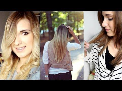 Jak zapuścić farbowane włosy i wrócić do naturalnego koloru? Walka z odrostami.