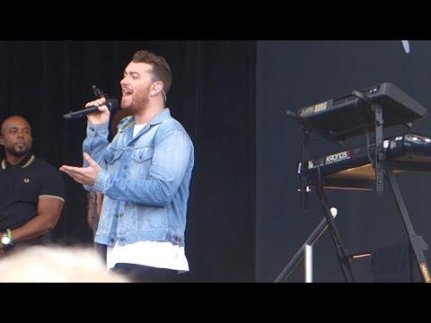 Sam Smith - Leave Your Lover – Outside Lands 2015, Live In San Francisco