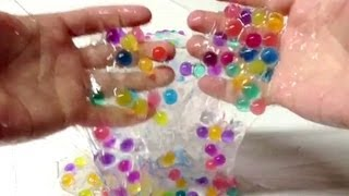 Gravity Goo Slime Balls Polymers Kit ~ Incredible Science